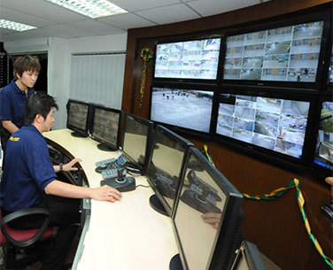 Central Monitoring System (CMS)